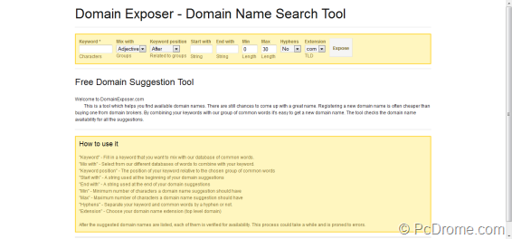 domain-explorer-screenshot