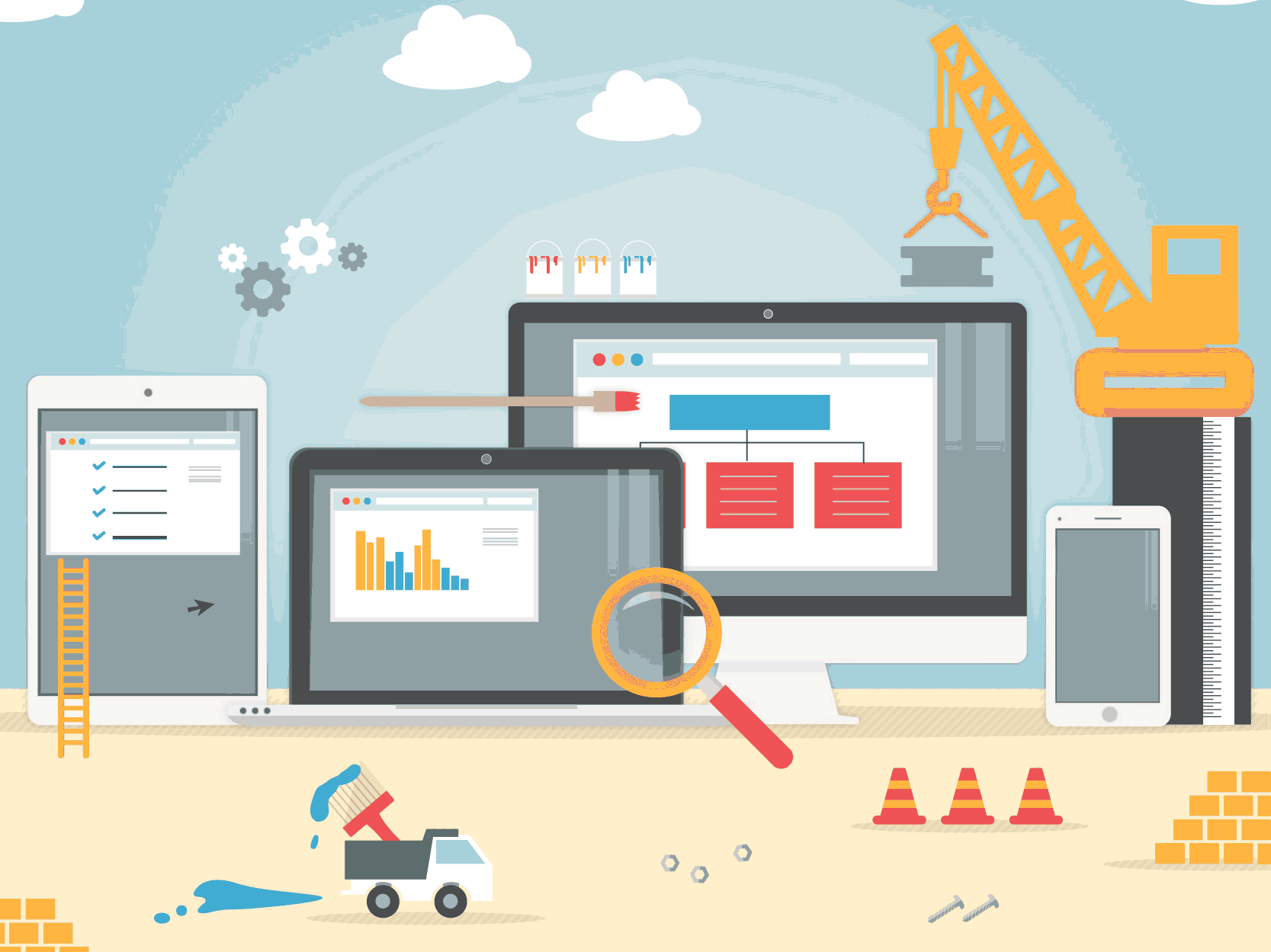 How to find a perfect website builder for Finding a builder
