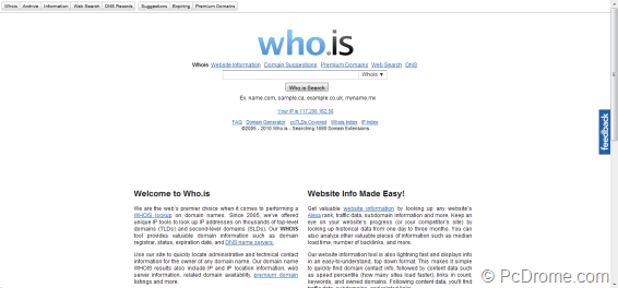 whois-screenshot