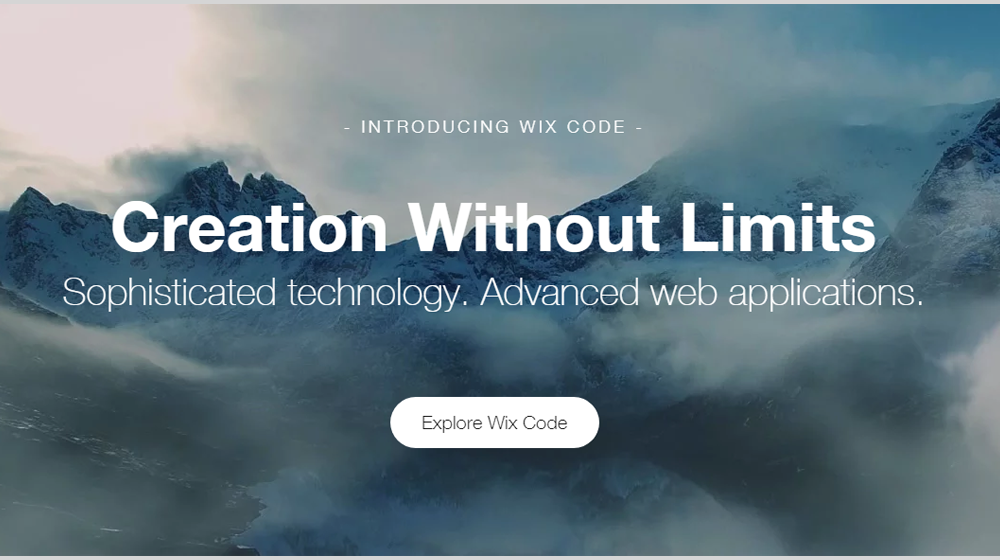 Wix Code Lets Newbies, Developers Build Web Apps.